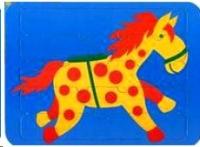 Лошадка пазл
